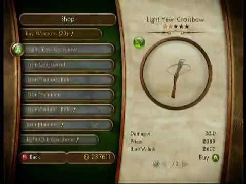Alternative Fable 2 Infinite Gold/Gold Transfer Glitch