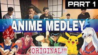 Download lagu Music Hero (90's Anime OST Medley)