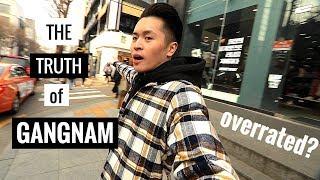 Gangnam Thc S Sang Chnh n Mc N o 2018 Korea Trip