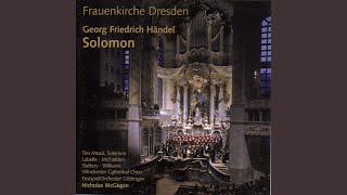 Solomon, HWV 67: Act II Scene 3: Trio: Words are weak to paint my fears (First Harlot, Second...