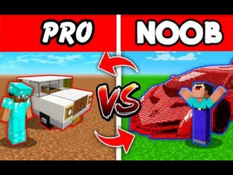 Minecraft NOOB Vs PRO Life In Minecraft Animation (Compilation)