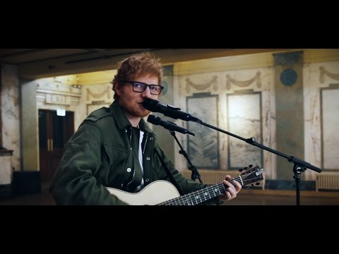 Ed Sheeran - Castle On The Hill ONE TAKE -  FOR MAGIC RADIO