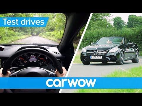 Mercedes SLC 2018 POV | Test Drives