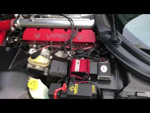 Modified 1999 Dodge Viper ACR