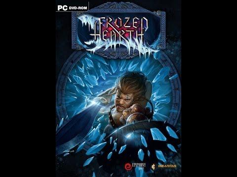 Frozen Hearth как запустить игру
