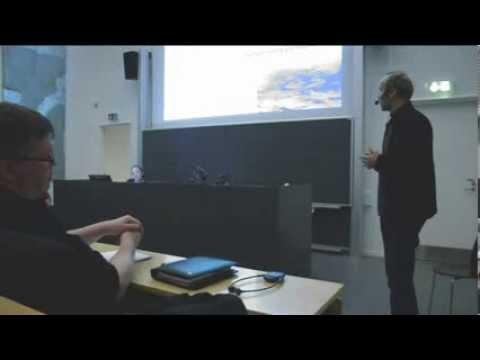 TANBREEZ - Nuuk University hearing, Flemming Pagh Jensen, Orbicon
