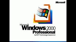 Windows 2000 Professional - Nostalgia (2000)
