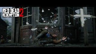 Red Dead Redemption 2 #06 - Kneipenschlägerei - GamerBaron