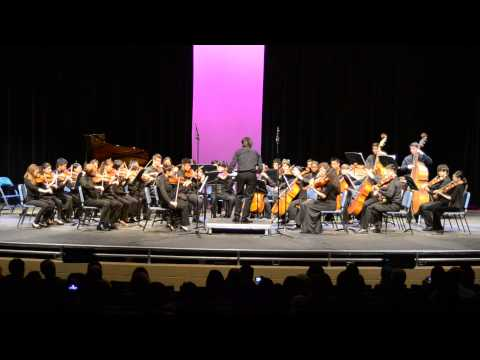 Vortex -Symphonic Orchestra, Winston Churchill High School