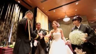 MOOO WEDDING結婚式1.5次会のダイジェストエンドロール