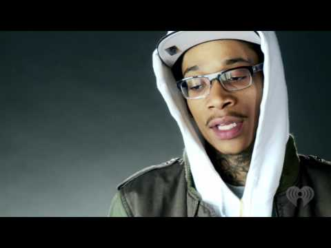 Wiz Khalifa Talks About The Meaning Behind His Name (iHeartRadio Live Series)