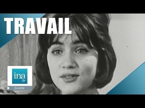 1962 : À  quoi rêvent les jeunes travailleuses ?   Archive INA