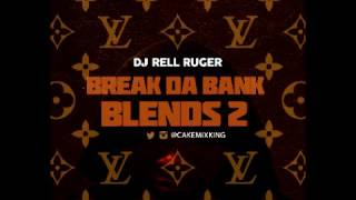 DJ RELL RUGER THE HOTEST R&B BLENDS VOL 2