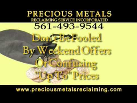 Precious Metals Reclaiming Service - Jewelry Broker & Buyer, Westwood, MA