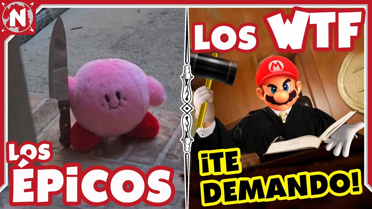 Los MEJORES y PEORES Memes de Nintendo (2021)
