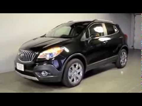 Cable Dahmer Chevrolet >> 2014 Buick Encore Premium Carbon Black 2288 536794 - YouTube