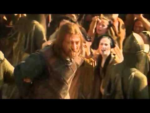 Iron Maiden - Hallowed Be Thy Name - Game of Thrones (music video)