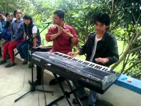Berkat musik bersama BATARA GURU JUNIOR