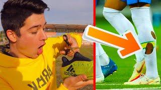 FUTBOLCU HİLELERİ DENEDİM (Neymar, Ronaldo)