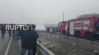 Turkey  At least 5 killed in helicopter crash carrying high level business executives