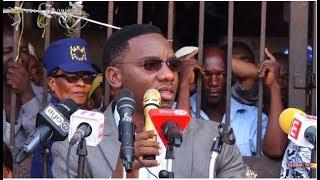 BREAKING: RC Makonda ashtukiza Kariakoo, asikiliza kero za wafanyabiashara