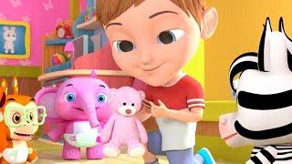 Teddy Bear Turn Around | Baby Songs & English Nursery Rhymes for Kids | Cartoons by Little Treehouse