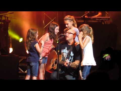 All for You -- Sister Hazel with Kids Epcot 2013