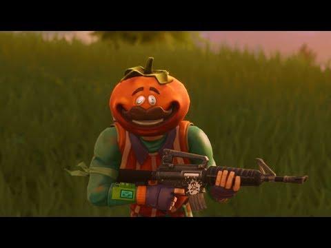 Fortnite - Tomato Head is life