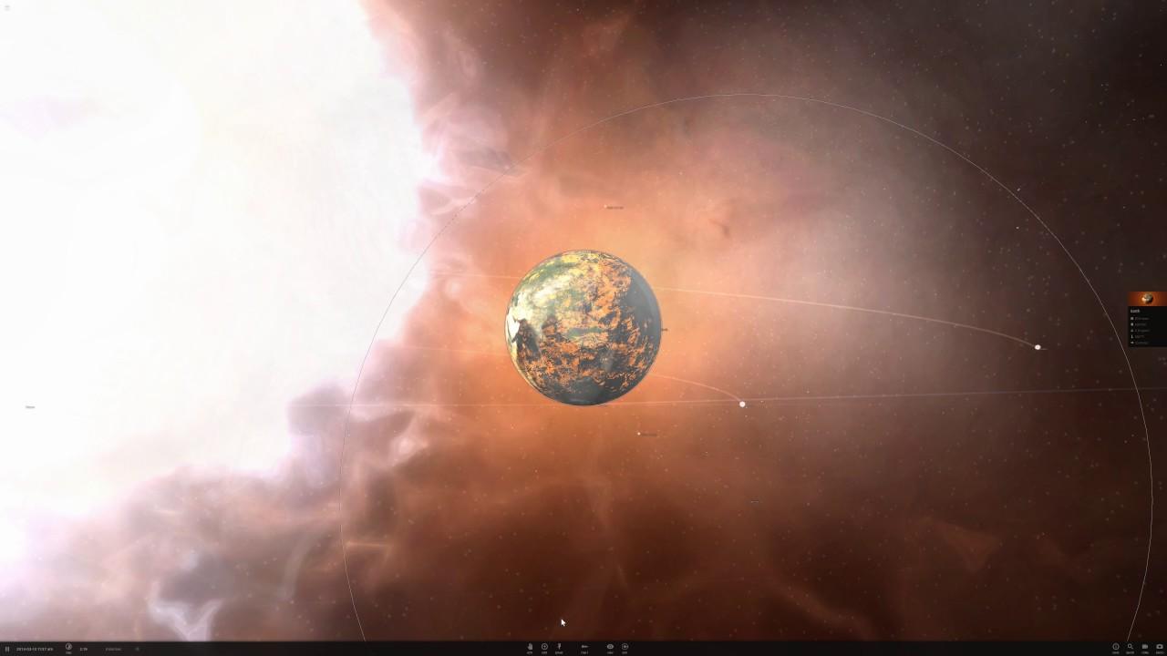Universe Sandbox 2: Sun Supernova - 4K - YouTube