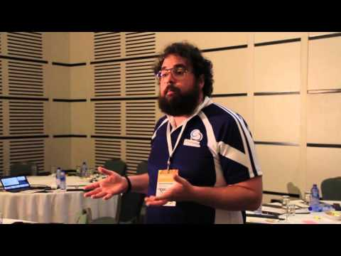 JERONIMO PALACIOS PRESENTATION AT THE AGILE IN AFRICA CONFERENCE 2015