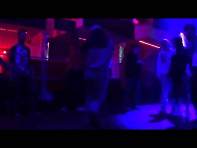Afterparty RedBull Bc One Italy Cypher 2015 pt 3