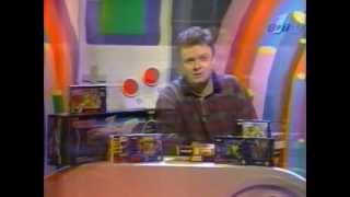 Денди Новая Реальность: телеканал ОРТ, 19 выпуск [20 октября 1995]