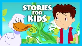 Best Story Collection For Kids | Moral Story Compilation By Kids Hut | T Series Kids Hut