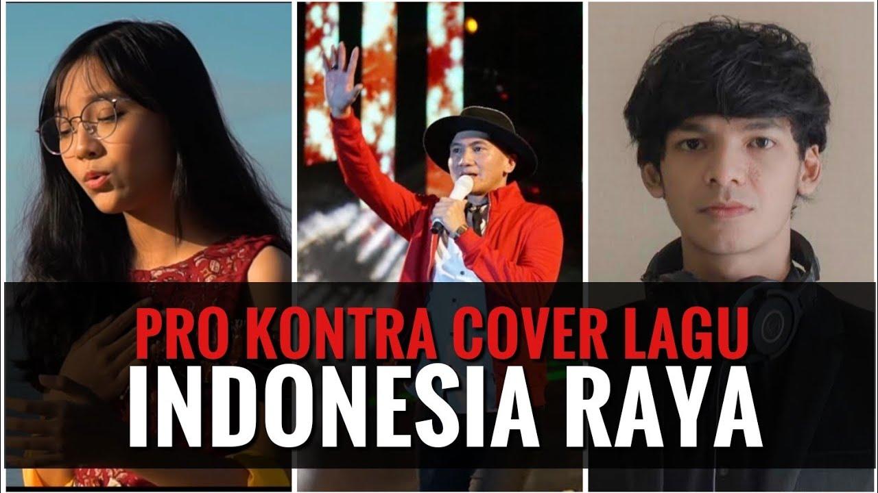 APAKAH LAGU 'INDONESIA RAYA' TIDAK BOLEH DICOVER?