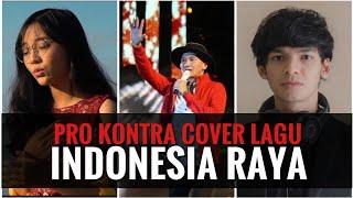 APAKAH LAGU 'INDONESIA RAYA' TIDAK BOLEH DICOVER? | Feat : AlffyRev & Misellia