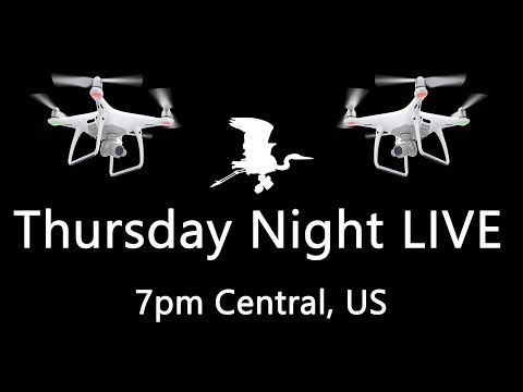 Ken Heron - TNL (Show #30) Kelly - ReadySetDrone - BIG drone Giveaway