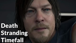 Gambar cover Death Stranding Timefall Soundtrack Tracklist | Hideo Kojima's Death Stranding (2019)