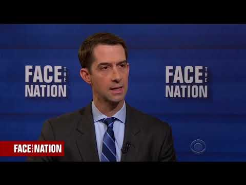 Cotton blasts Democrats opposing Pompeo for Secretary of State: 'Shameful political behavior'