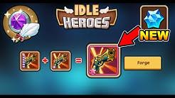 Idle heroes  ► Nouveaux Artefacts  #222