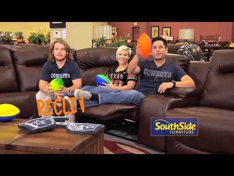 Southside Furniture Football Commercial August 2015   YouTube