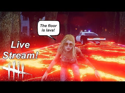 Dead By Daylight| The floor is lava! PTB Mid Chapter patch!