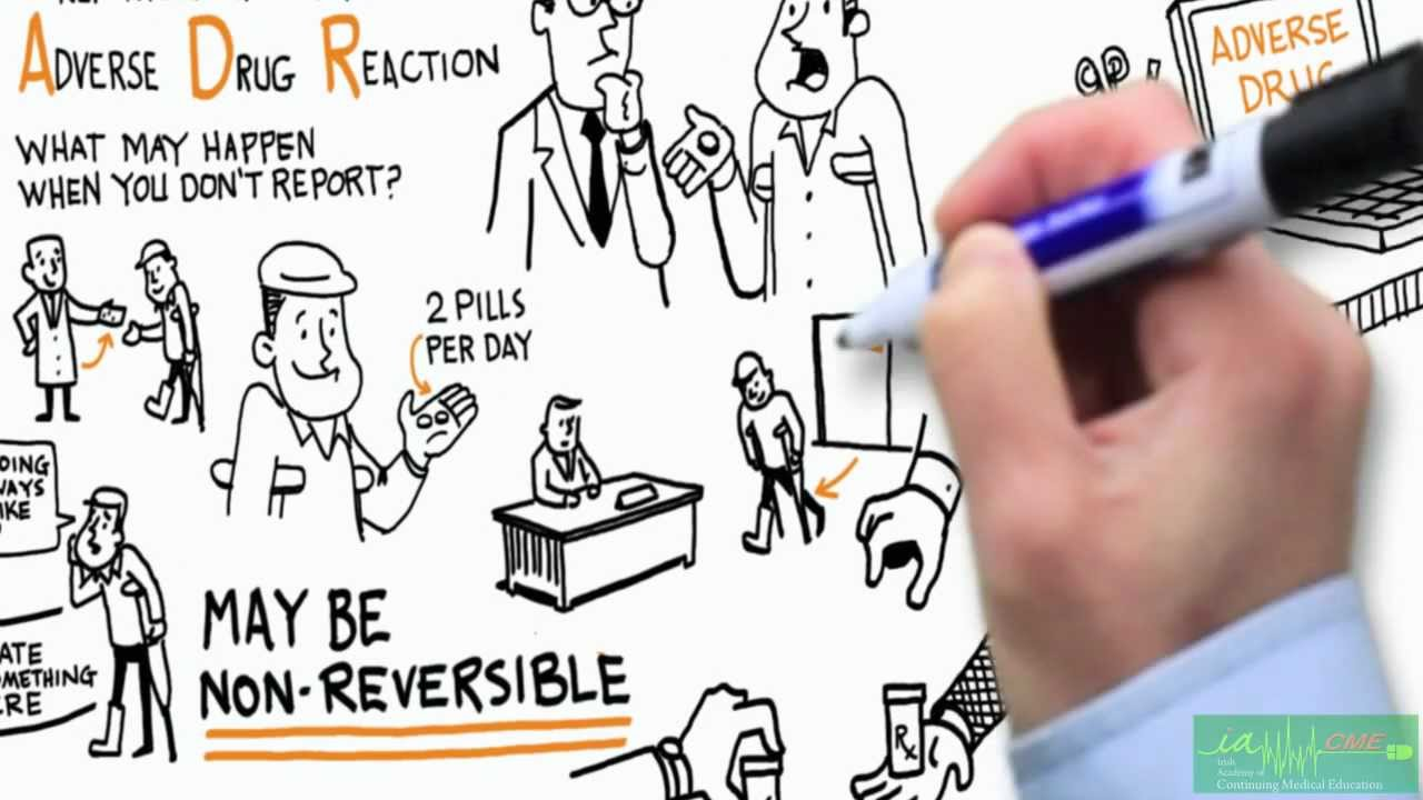 WHY REPORT ADVERSE DRUG REACTIONS? © iaCME Ltd. - YouTube
