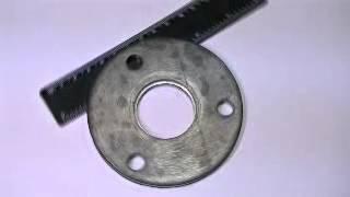 Фланцы из нержавейки и стали Ф100мм(фурнитура для ограждений нержавеющие http://www.bleskmet.ru/catalog/flanets-stal-f38., 2012-07-05T06:56:22.000Z)