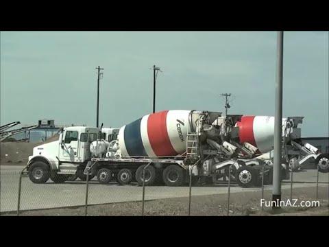 CEMEX Cement Manufacturing Plant in Buckeye, Arizona
