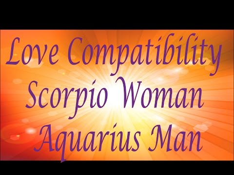 dating aries man scorpio woman