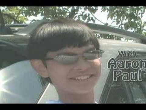 Aaron Paul 2008