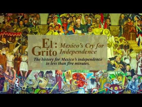 El Grito: Mexico's Cry for Independence