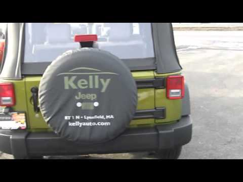 2010 Jeep Wrangler Kelly Jeep Chrysler Lynnfield Ma 01940