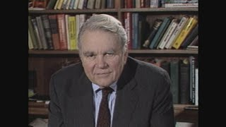 Andy Rooney's resolution: Be nicer