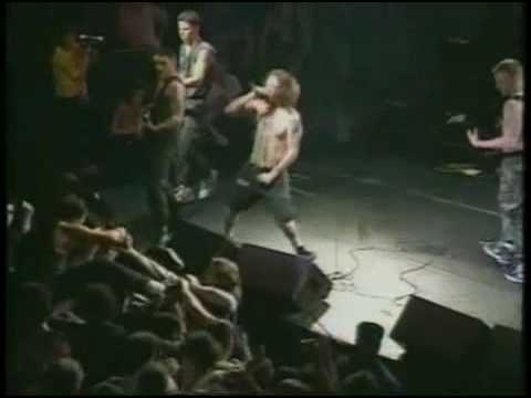 AGNOSTIC FRONT - Crucified (Live in '91)